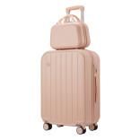 24行李箱女小型轻便20寸学生ins网红新款密码箱子