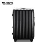 日本MARRLVE拉杆箱PC万向轮扩展密码28旅行李20登机箱