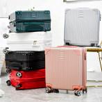 行李箱女小型18寸ins网红轻便密码拉杆箱