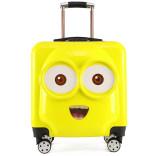 儿童拉杆箱 18寸旅行箱宝宝行李箱登机箱