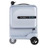 爱尔威智能骑行电动行李箱儿童老人拉杆登机旅行箱