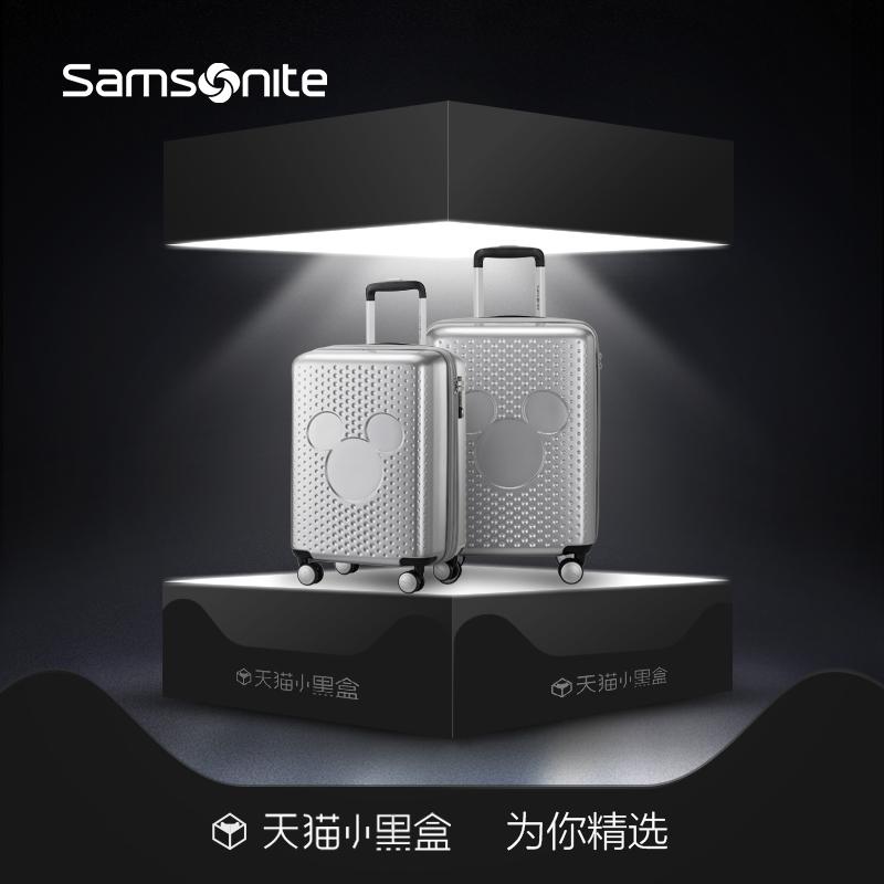 Samsonite/新秀丽迪士尼米奇拉杆箱卡通旅行箱IP潮流20/25寸 41C