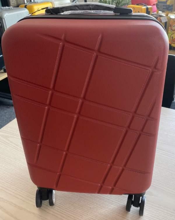 WRC万向轮拉杆箱20寸G0888 全新正品 黑色 红色 平安银行礼品包邮