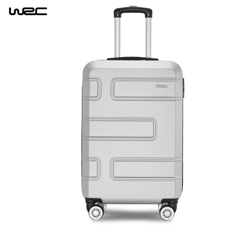 WRC窄体合金拉杆旅行箱 20寸(无侧把手) 静音万向轮  W-J50888