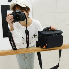 sony/索尼单肩微单单反相机包a6000a6300a6400a7m2a7m3a7r2摄影包