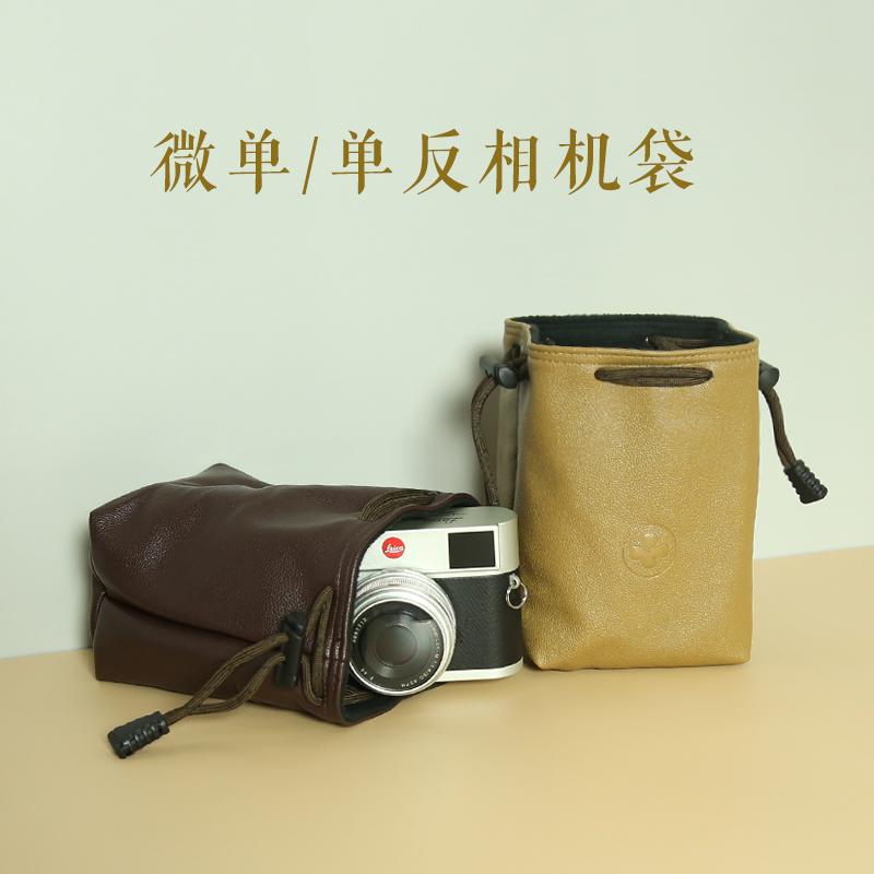 微单单反相机内胆包保护套收纳袋便携佳能200DM50索尼富士尼康男