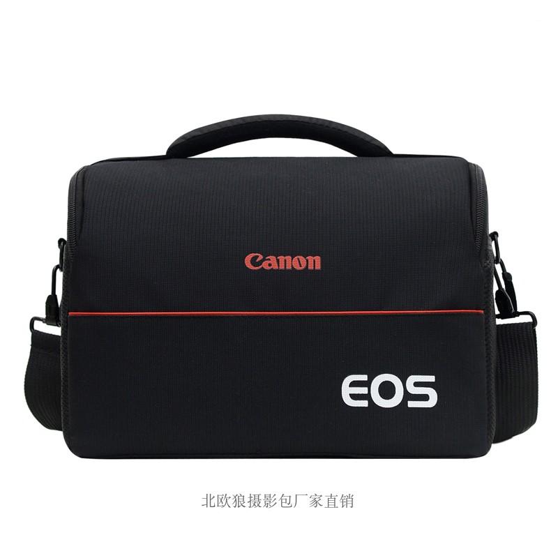 佳能摄影包 单反相机包单肩斜跨数码包200D850D700D600D7D70D700D