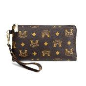新款时尚手拿包 女士钱包长款零钱包 大容量手抓包