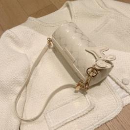Miocra koly 东京爱情 腋下圆筒包包女夏季ins小众手提单肩斜挎包