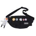 斜挎包男士休闲日系新款小背包胸包 运动腰包