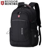 瑞士军士刀瑞戈新款商务背包 休闲双肩包防盗电脑包