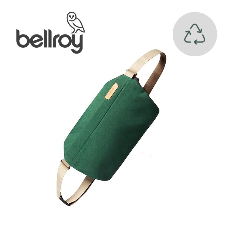 Bellroy澳洲进口Sling环保防水腰包斜挎包大容量7L升