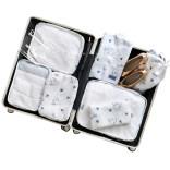旅行收纳包便携套装旅游内衣内裤分装袋子衣物整理袋