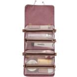 化妆包女便携大容量收纳袋折叠旅行洗漱包品盒