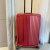 金登仕出口日本红色结婚行李箱 新娘嫁妆旅行箱