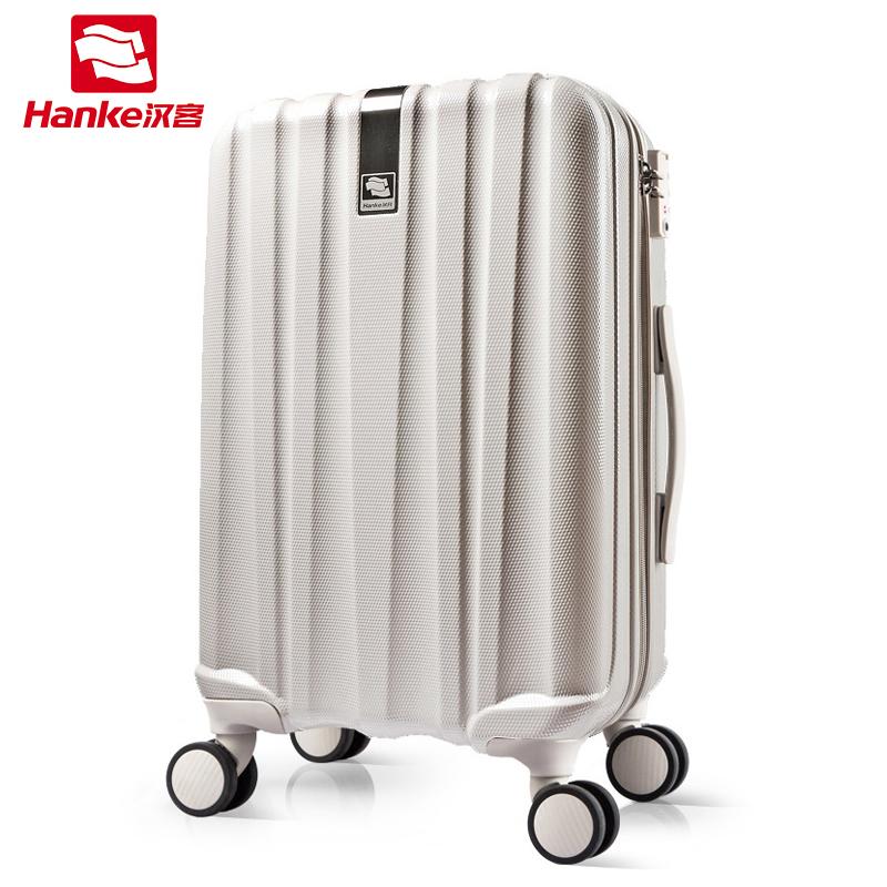 汉客镇店之宝拉杆行李箱小型20密码旅行箱子24/26寸