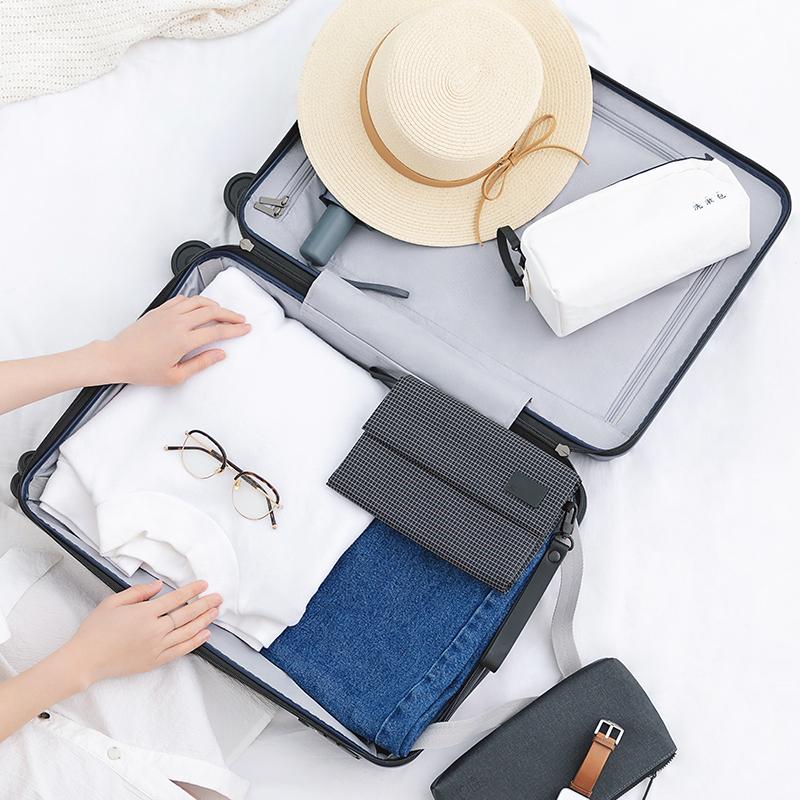 小米旅行箱青春版 行李箱男女20寸万向轮24寸拉杆箱