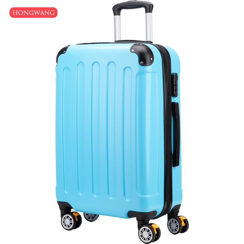 行李箱女小型新款20寸学生男24密码箱拉杆旅行皮箱子