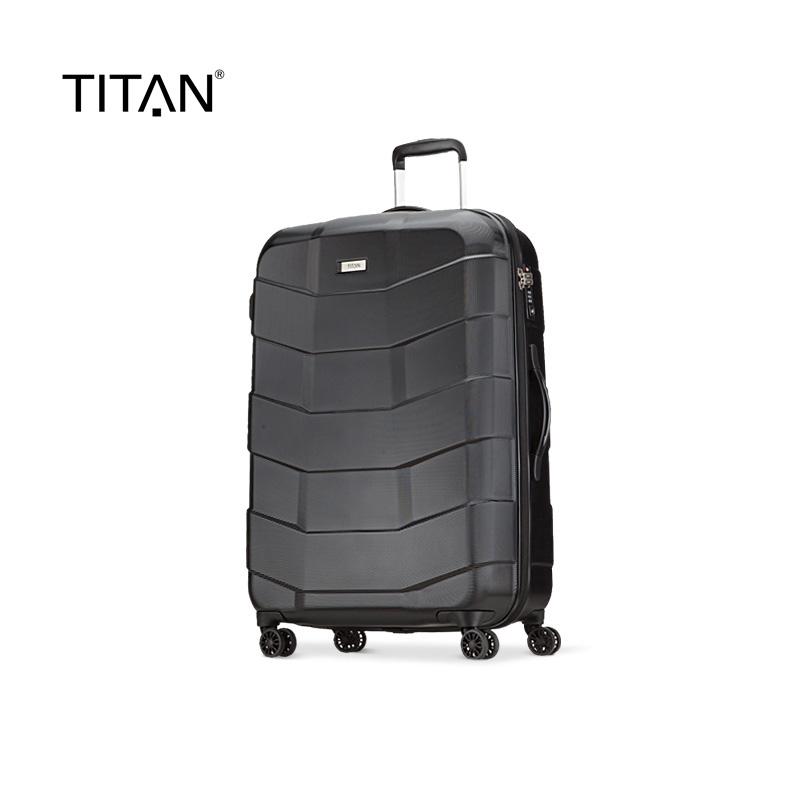 titan德国拉杆箱万向轮男潮女密码登机箱小型轻便20寸/28寸