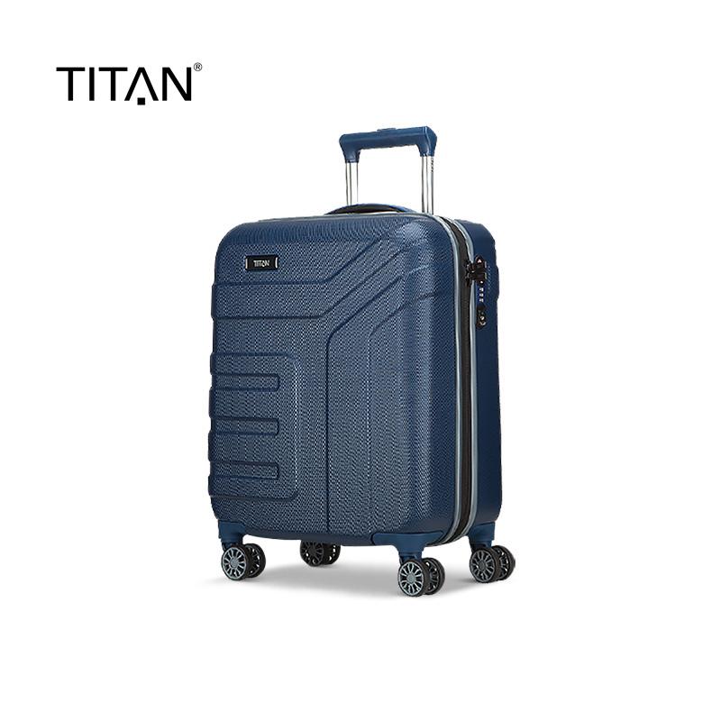 TITAN德国Vector万向轮拉杆箱男女登机箱20寸旅行箱