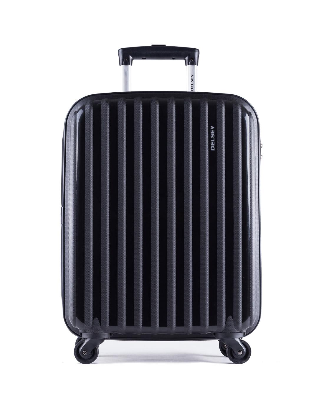正品DELSEY法国大使拉杆箱登机箱旅行箱20寸