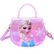 冰雪奇缘手提包儿童斜挎宝宝小包包