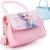 迪士尼儿童包包女童斜挎包时尚潮爱莎公主手提包包