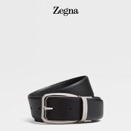 ZEGNA杰尼亚腰带 经典款男士腰带皮带男BROYX1-407A-NER