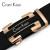 礼盒装纯真皮男士皮带 年轻人高档潮流腰带自动扣商务裤带CK-MS01