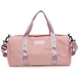 游泳包干湿分离健身包 便携泳衣收纳袋防水包