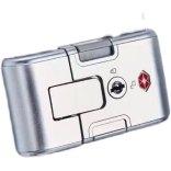 旅行箱锁更换密码箱锁扣配件大全皮箱通用密码锁