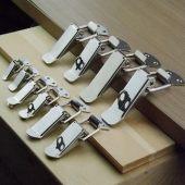 行李箱配件 搭扣 卡扣式锁扣设备箱工具箱配件大全