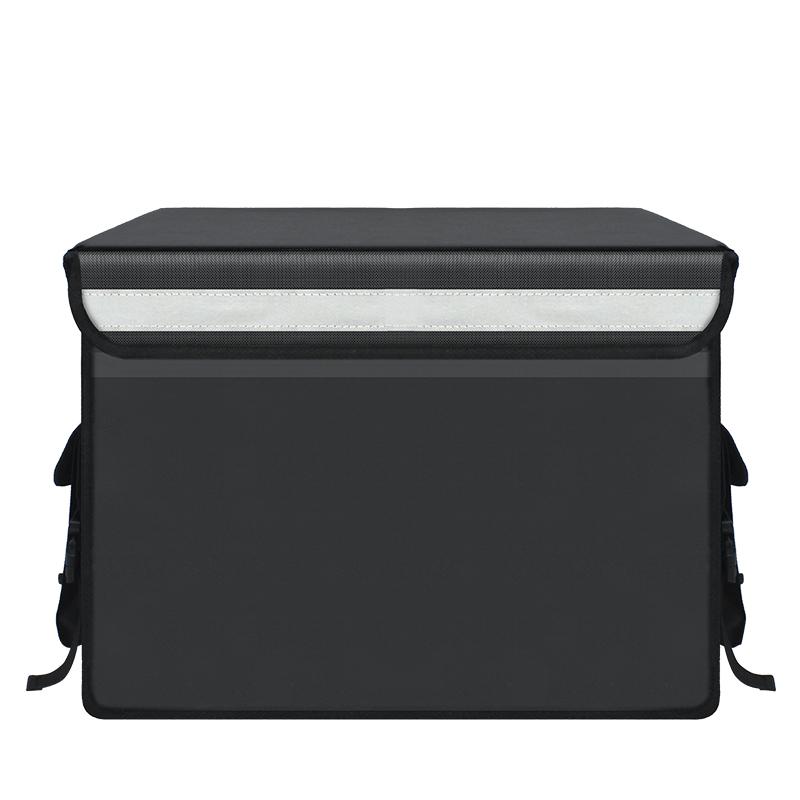 SCB外卖保温箱商用摆摊配送30 43 62 80升送餐箱子冷藏防水大小号