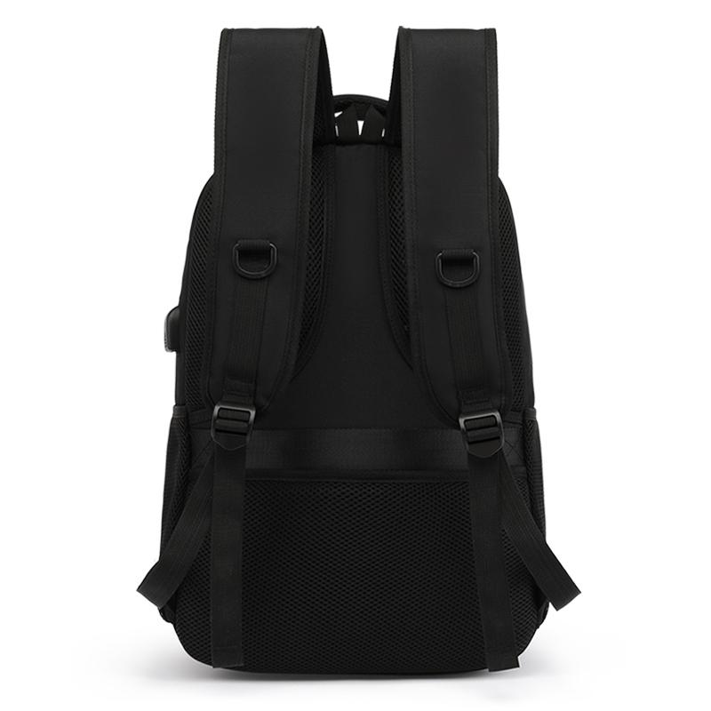 双肩包男旅行大容量多功能商务电脑背包女大学高中初中小学生书包