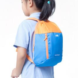 迪卡侬儿童背包双肩包男户外休闲女旅行包幼儿园学生轻便书包定制