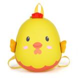 可爱蛋壳幼儿园春游书包1-5岁儿童女孩定制logo小背包